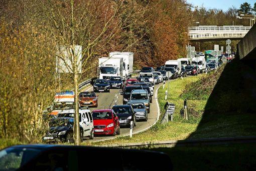 Genug frische Luft im Stadtbezirk Feuerbach am Dienstag
