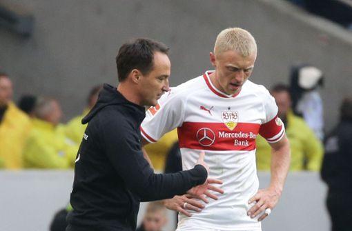 Warum VfB-Trainer Willig auf Aogo, Beck und Castro setzt