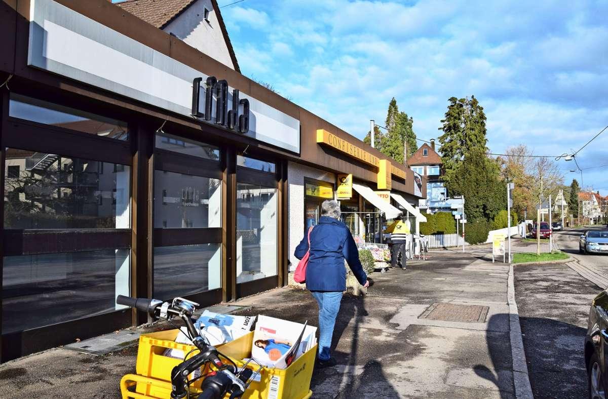 Einige Ladenbesitzer an der Laustraße haben bereits aufgegeben. Foto: Archiv/Alexandra Kratz