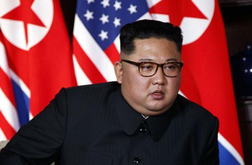 Nordkorea reizt die internationale Gemeinschaft weiter