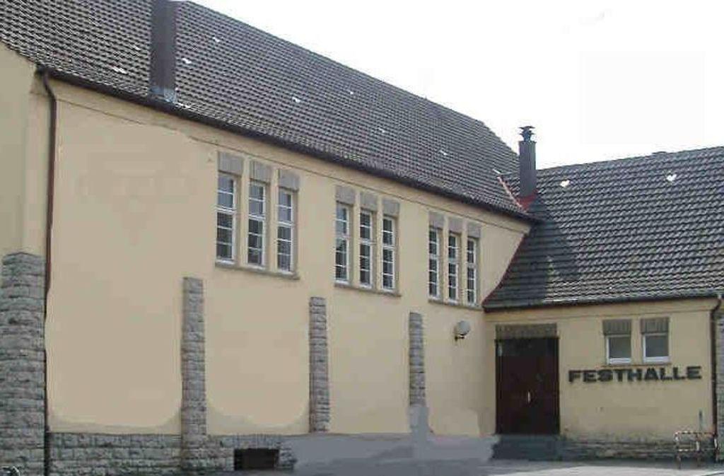 Dort fand die Weissacher Kirbe seit dem Ende der 1940 Jahre statt – seit diesem Jahr nicht mehr. Foto: Colin Heck