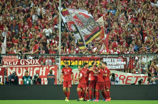 Bayern München trifft auf Werder Bremen