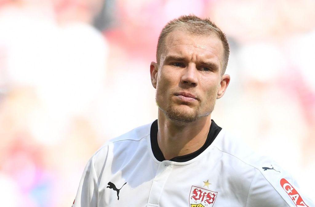 Holger Badstuber kann seinem eigenen Anspruch derzeit nicht gerecht werden. Foto: dpa