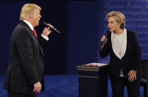 "Trump prophezeit ""Dritten Weltkrieg"" bei Clinton-Sieg"