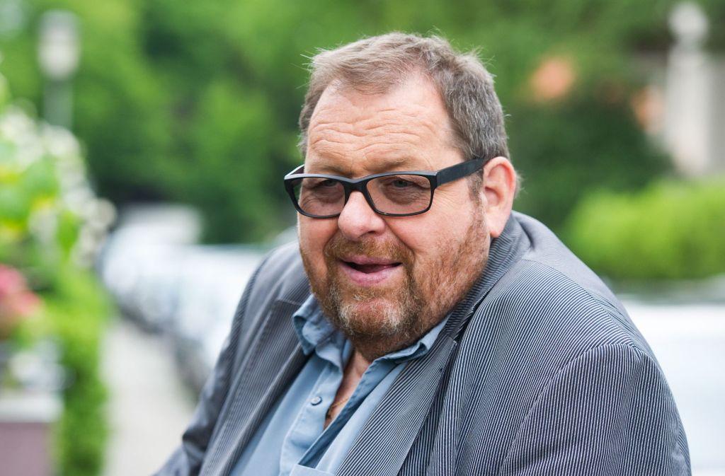 Der Schauspieler Ottfried Fischer ist der  prominenteste Parkinson-Patient. Foto: dpa