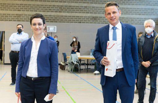 Anna Walther siegt im ersten Wahlgang
