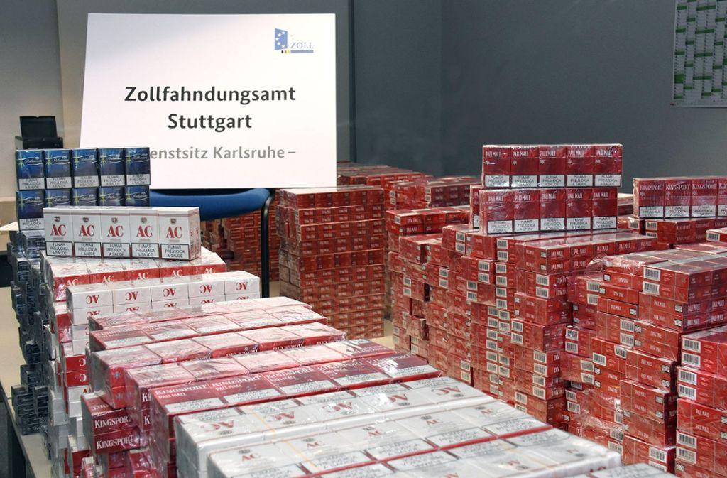 Foto: Zollfahndungsamt
