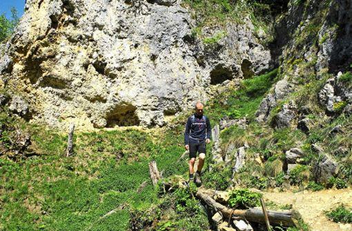 Alpines Wandern auf der Alb?