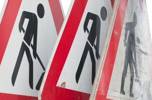 Hauptverkehrsstraße drei Wochen gesperrt