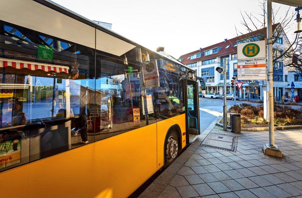 In L.-E. und Filderstadt sollte es die Stadttickets seit 1. Januar geben. Doch nicht in jedem Bus sind die günstigen Tickets zu bekommen. Foto: Thomas Krämer