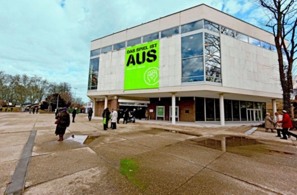 Die Sanierung des Staatstheaters wird auch gerügt. Foto: Steffen Honzera