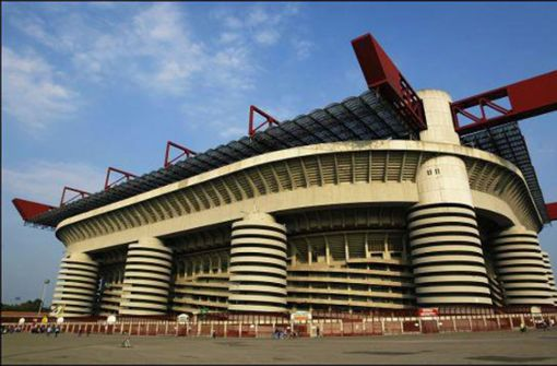 Mailänder Stadion San Siro soll abgerissen werden
