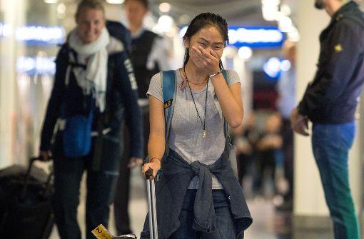 Abgeschobene Schülerin ist zurück in Deutschland