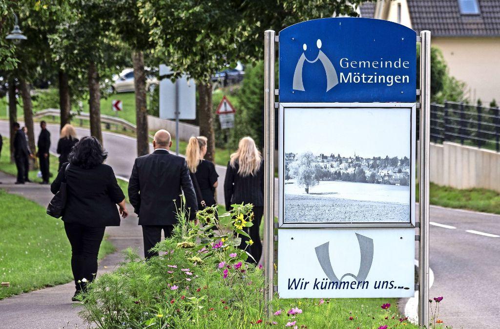 Die Gemeinde hat sich gekümmert – um eine würdige Abschiedszeremonie. Foto: factum/Weise