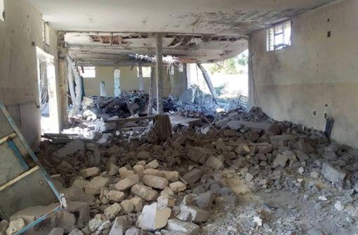 Libysches Inferno