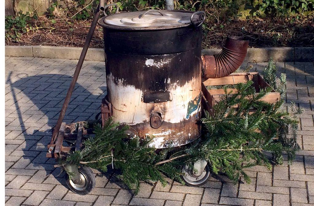 In diesem Kessel zog sich eine 18-Jährige schwere Verbrennungen zu. Foto: dpa/Stephen Wolf