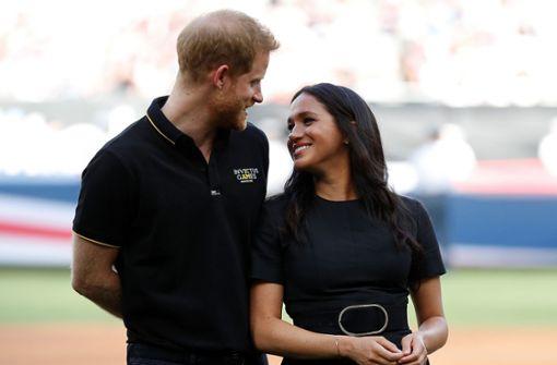 Harry gratuliert mit öffentlicher Liebeserklärung