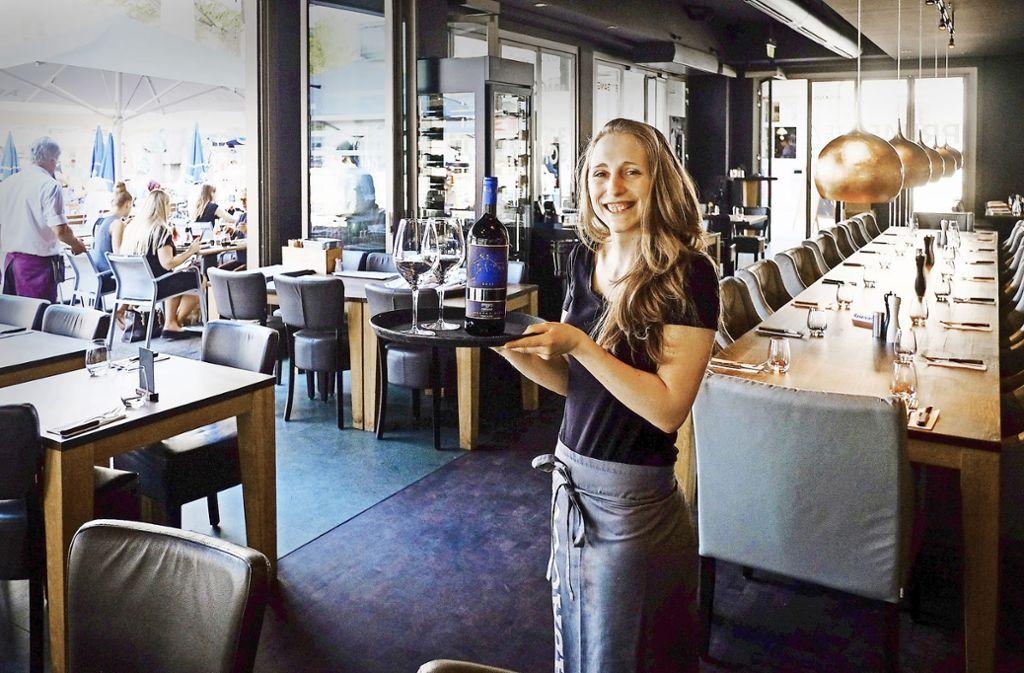 Auch im Abacco's Steakhouse hat man sich auf das Zelebrieren von hochwertigem Fleisch spezialisiert. Foto: Lichtgut/Max Kovalenko