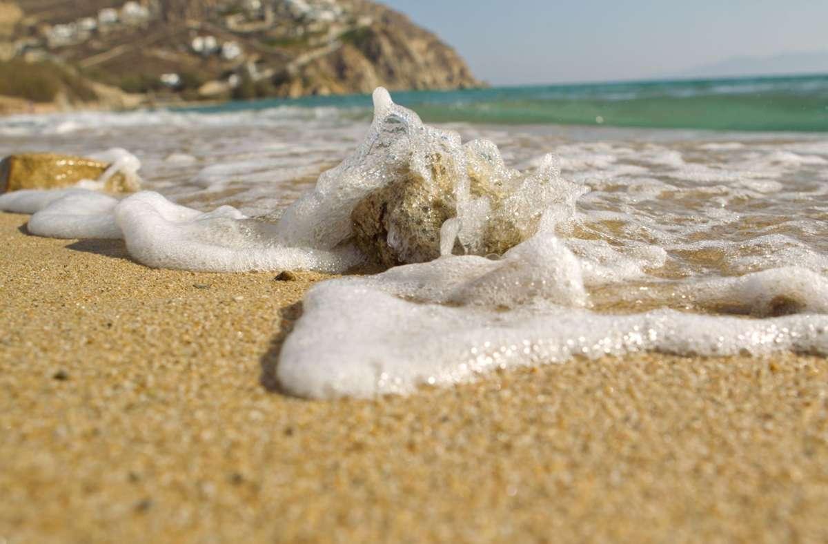 Vor der Küste Sardiniens wurde eine Leiche gefunden (Archivbild). Foto: dpa/Sven Hoppe