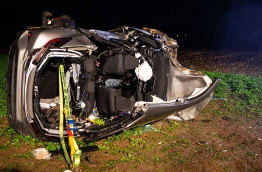 Unfall fordert zwei Schwerverletzte – Zeugen leisten Erste Hilfe