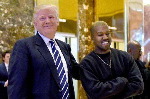 Rapper will US-Präsident werden