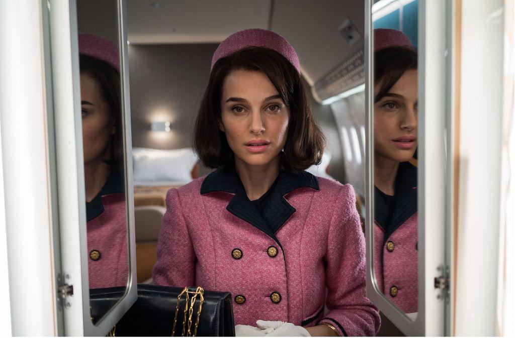 Natalie Portman als Jackie Kennedy Foto: Verleih