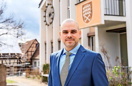 Der neue Bürgermeister heißt Ronny Habakuk