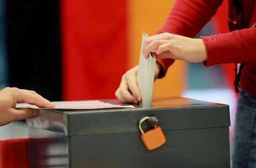 Am 24. September soll gewählt werden