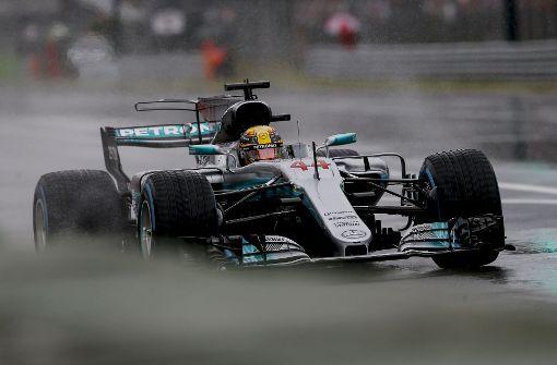 Lewis Hamilton bricht Pole-Rekord von Michael Schumacher