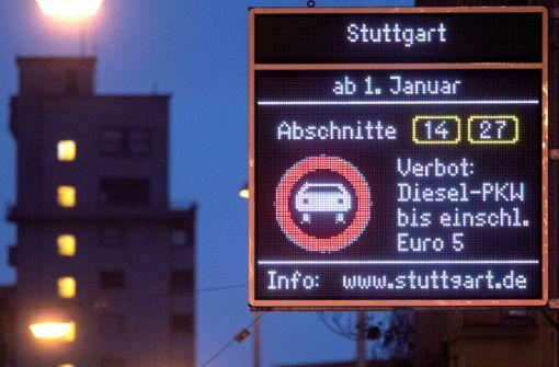 Die meisten Verstöße in Stuttgart und Darmstadt
