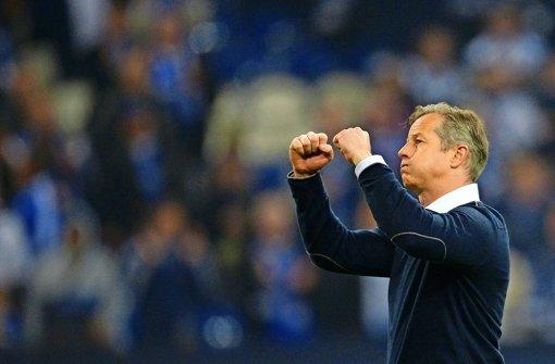 """""""Schalke ist viel größer als der VfB Stuttgart"""""""