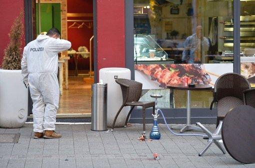 Mordwaffe stammte aus Döner-Imbiss