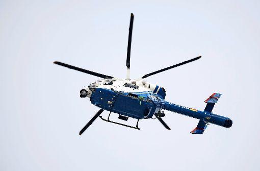 Warum kreist der Helikopter über meinem Haus?