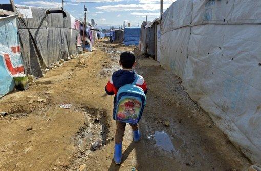 Die Genfer Friedensgespräche für Syrien sind angesichts verhärteter Fronten vertagt worden Foto: Dpa