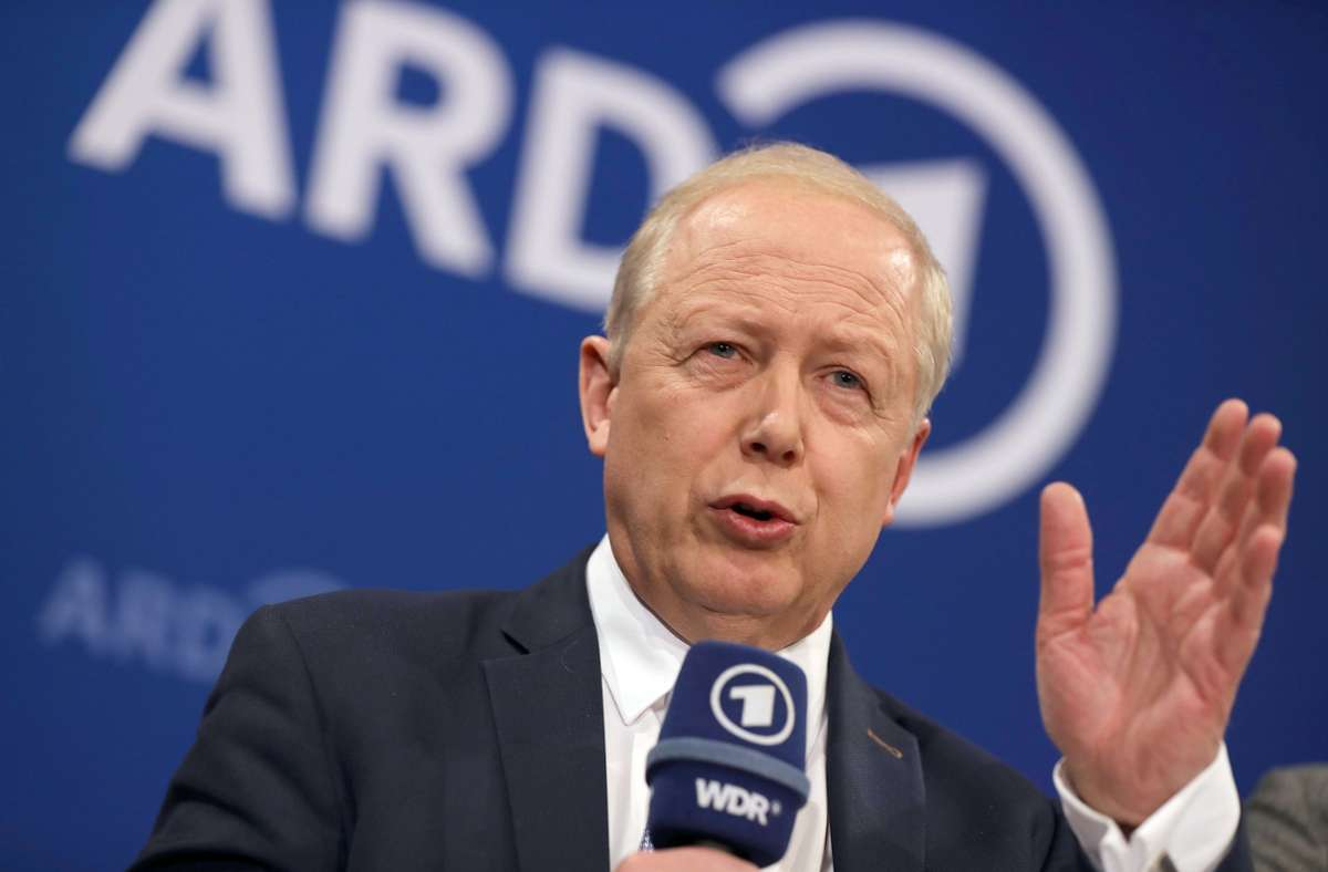 Die ARD will sich beim TV-Publikum Anregungen holen: der ARD-Vorsitzende Tom Buhrow. Foto: dpa/Oliver Berg
