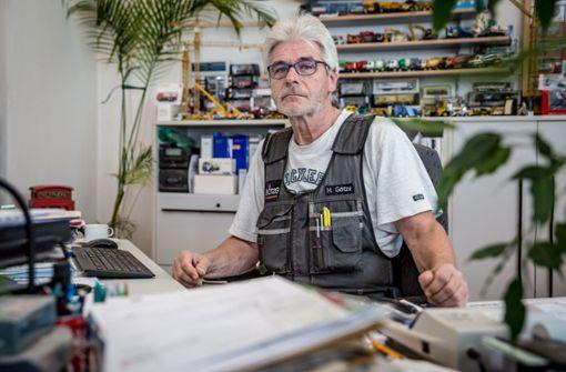Ein Stuttgarter Handwerker verklagt Volkswagen