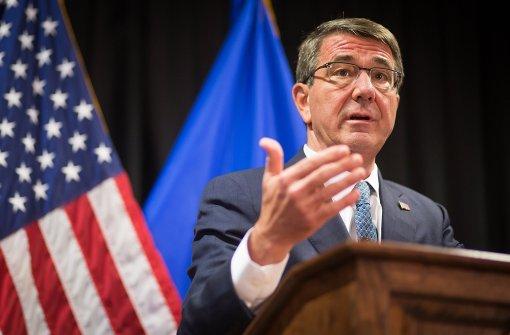 USA drängen Bündnispartner zu stärkerem Kampf gegen den IS