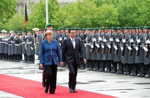 Pekings liebste Europäer