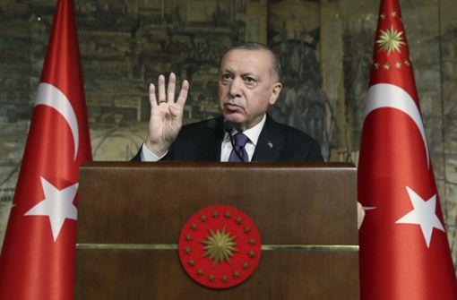 Athen und Ankara sondieren eine Lösung im Gasstreit