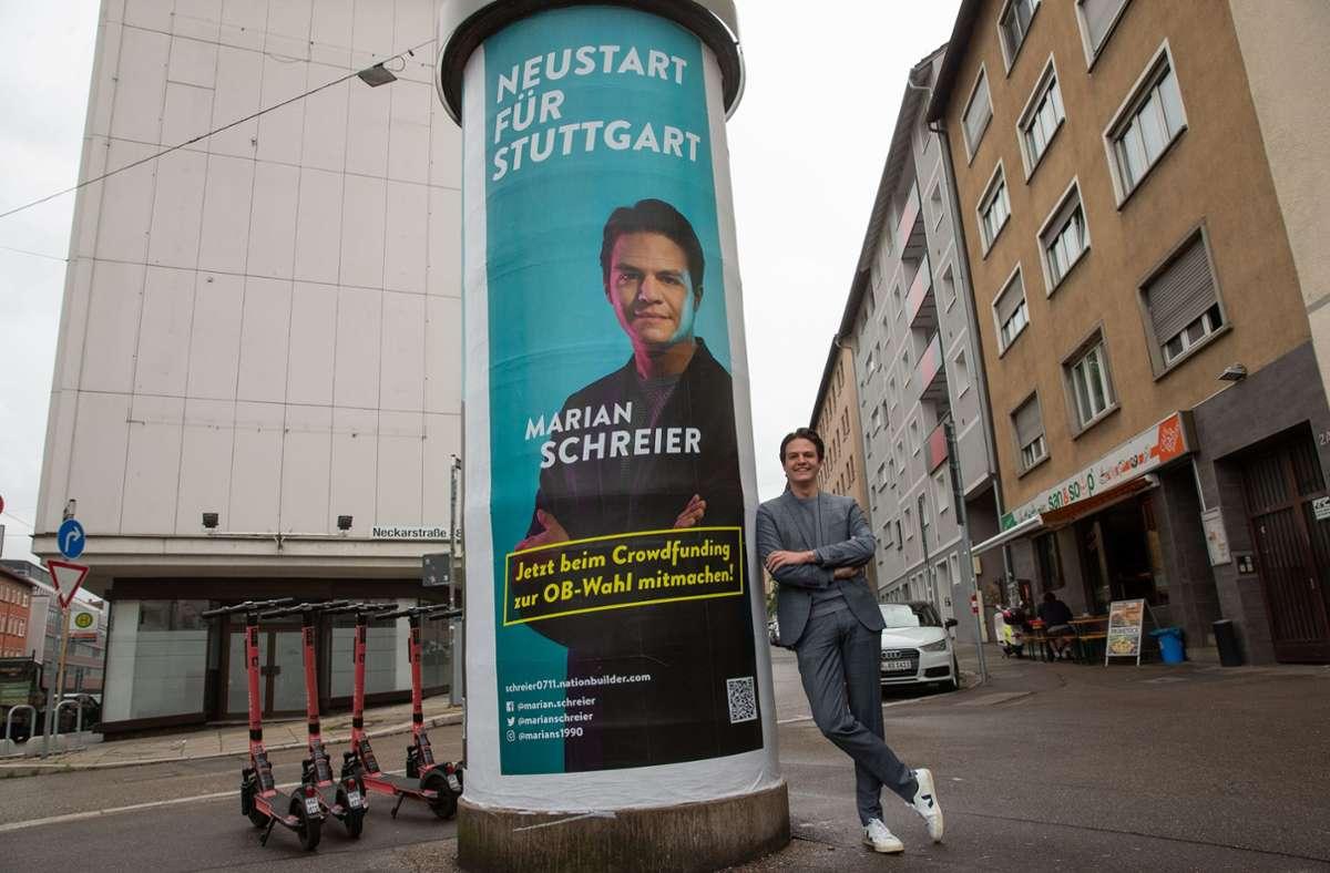 Marian Schreier bleibt SPD-Mitglied – zumindest vorerst. Das Landesschiedsgericht hat nicht über den beantragten Parteiausschluss entschieden. Foto: Lichtgut/Leif Piechowski