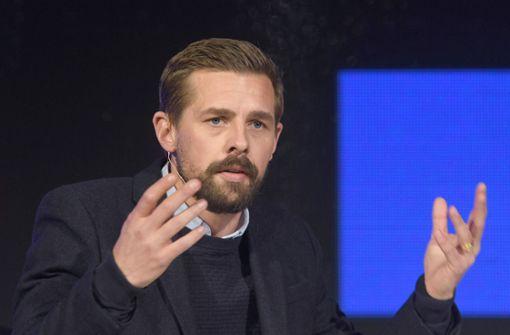 Klaas Heufer-Umlauf  verliert Journalistenpreis