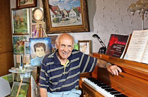 Der Ruhestand erlaubt die Liebe zur Kunst