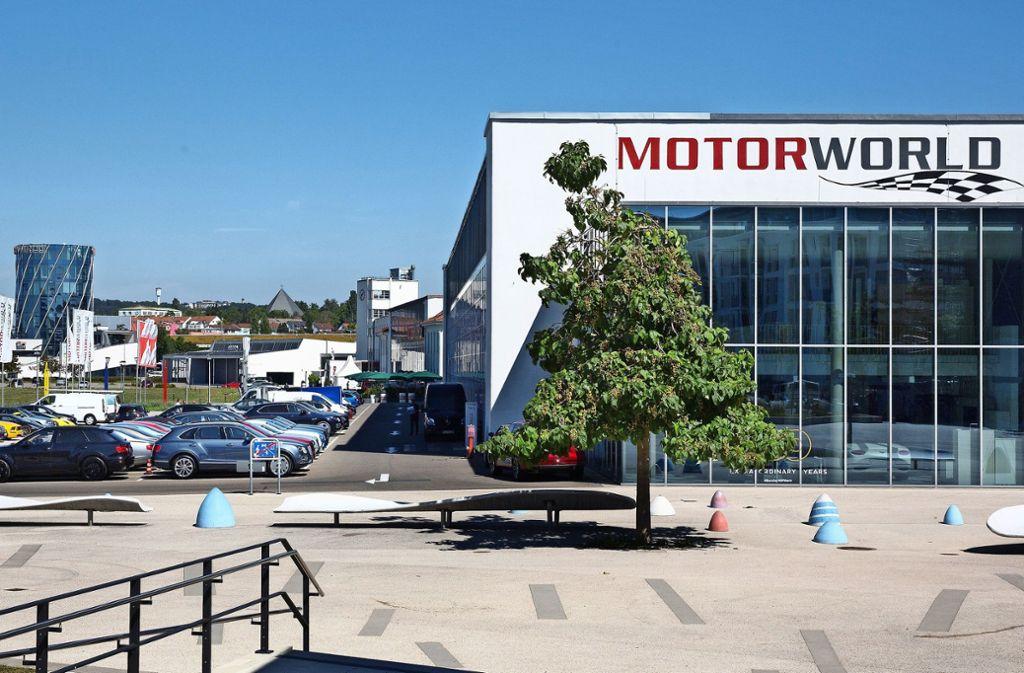 Die Motorworld hat laut dem Betreiber seit der Eröffnung vor zehn Jahren mehr als fünf Millionen Besucher angezogen. Foto: Pressefoto Horst Rudel