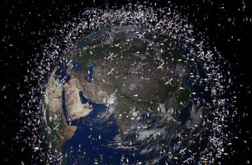 Deutsche Spitzentechnik soll Unfälle von Satelliten verhindern