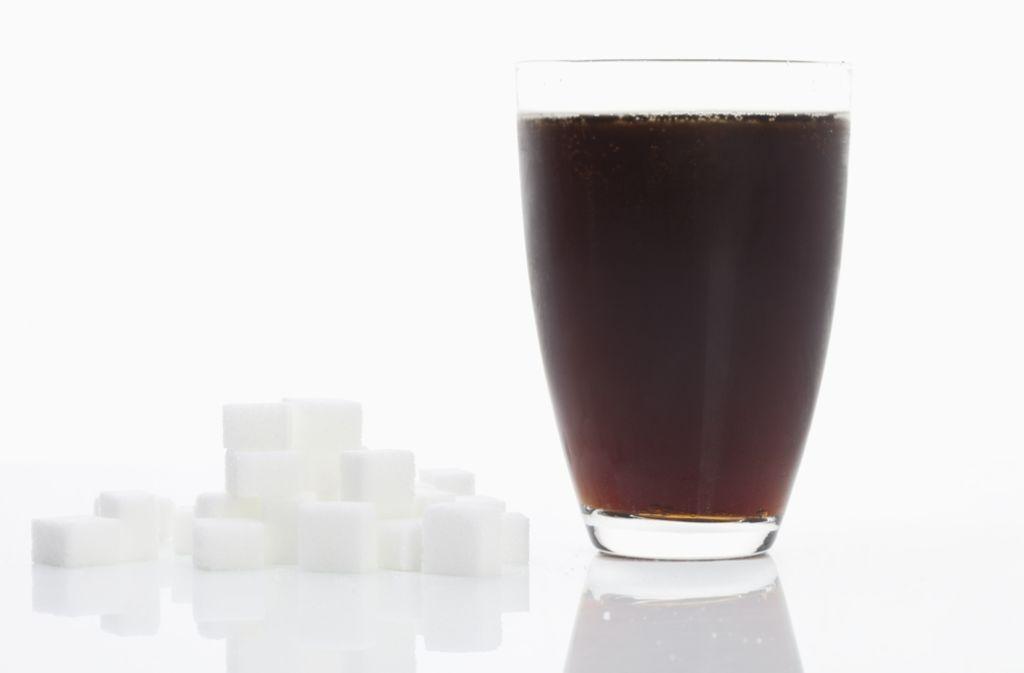 So viel Zucker steckt in Cola. Foto: MP2/Fotolia