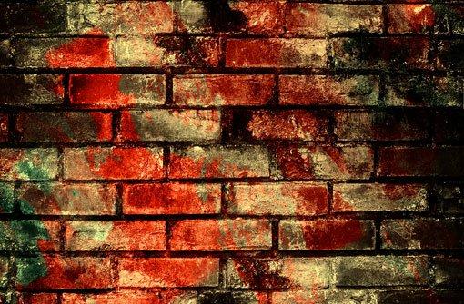 22.3.: Naziparolen auf Wände geschmiert