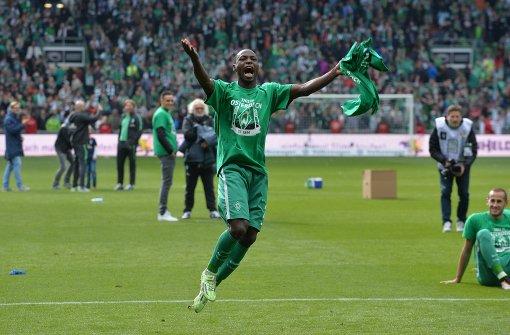 Bremen stürzt Frankfurt in Relegation