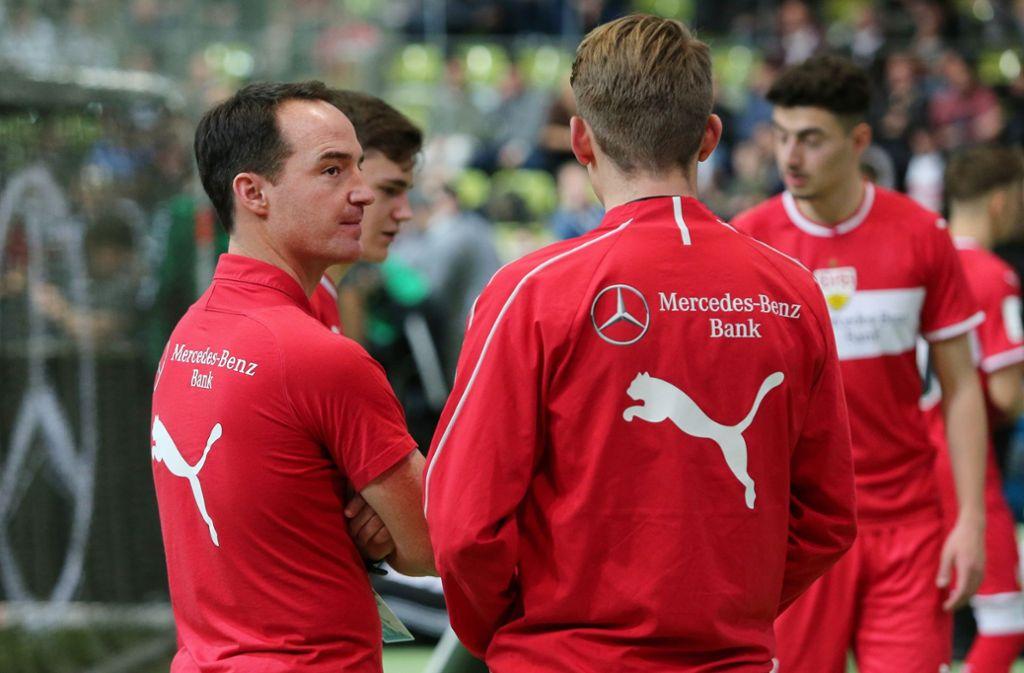 Der Livestream vom Mercedes-Benz Junior-Cup in Sindelfingen Foto: Pressefoto Baumann