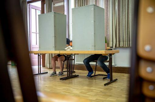 Fehlende Wahlunterlagen und Chaos im Wahllokal