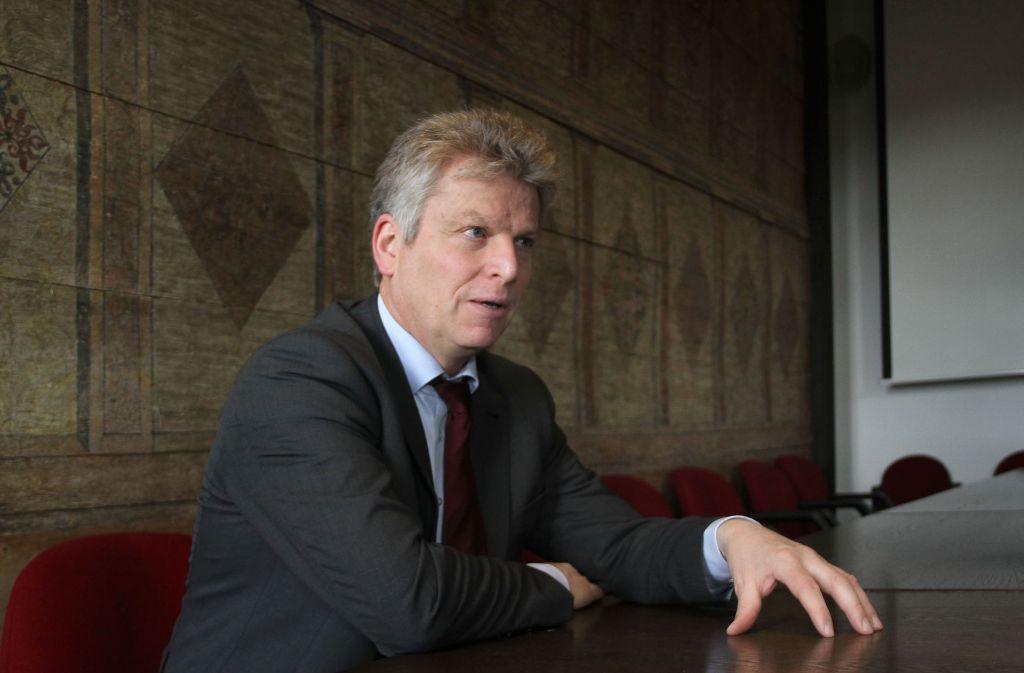 """Jürgen Kessing sagt zu seinem Urteil lediglich: """"Privatsache."""" Foto: factum/Archiv"""